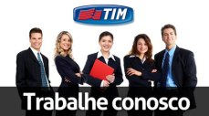 Empregos Call Center TIM - Trabalhe Conosco 01