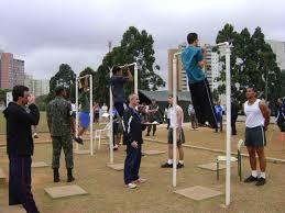 Como passar no exame físico para a Polícia