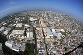 Empresas no Polo Industrial de Manaus