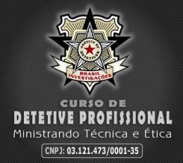 Curso de detetive - onde fazer Licenças 01
