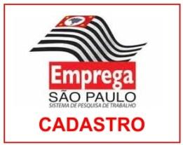 Site Emprega São Paulo SP - Vagas, Cadastrar 01