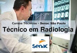 Curso técnico em Radiologia Senac SP