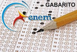 Gabarito Preliminar ENEM 2015