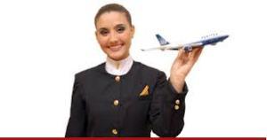 Como ser Aeromoça ou comissário de Bordo