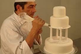 Curso pasta americana para decoração de bolos - Onde fazer