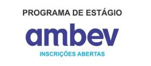 Programa de estágio Ambev 2016 – Inscrições