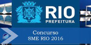 Concurso SME GO 2016 - Inscrições e edital