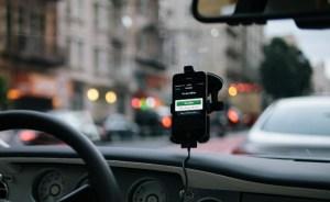 Trabalhar na Uber