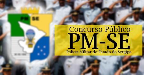 Resultado de imagem para CONCURSO PM SERGIPE