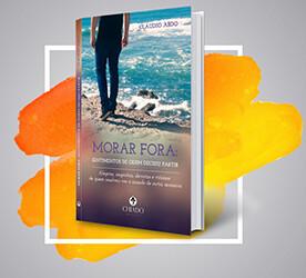 Livro Morar Fora Claudio Abdo
