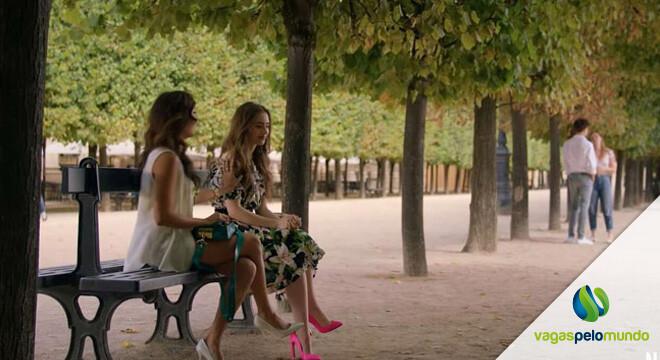 Locais Emily in Paris