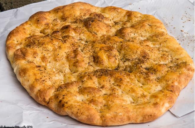 Pizza a Biccari