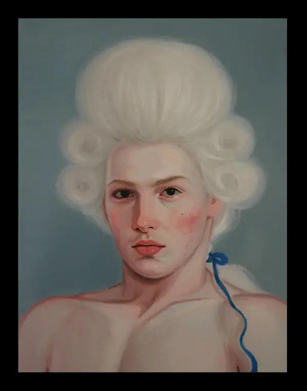 Kris Knight painter new york gallery