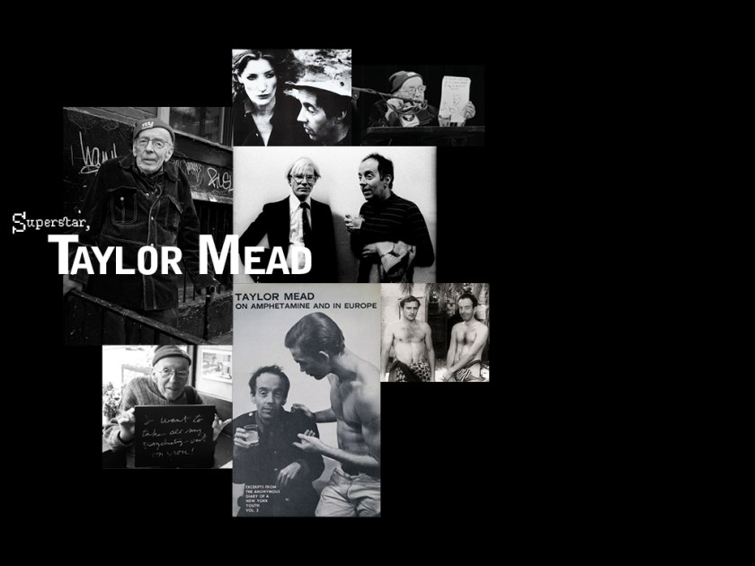 Taylor Mead Interview Andy Warhol