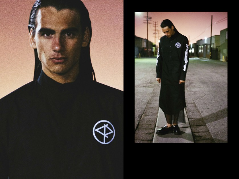 Ted Emmons Cult fashion editorial look 8