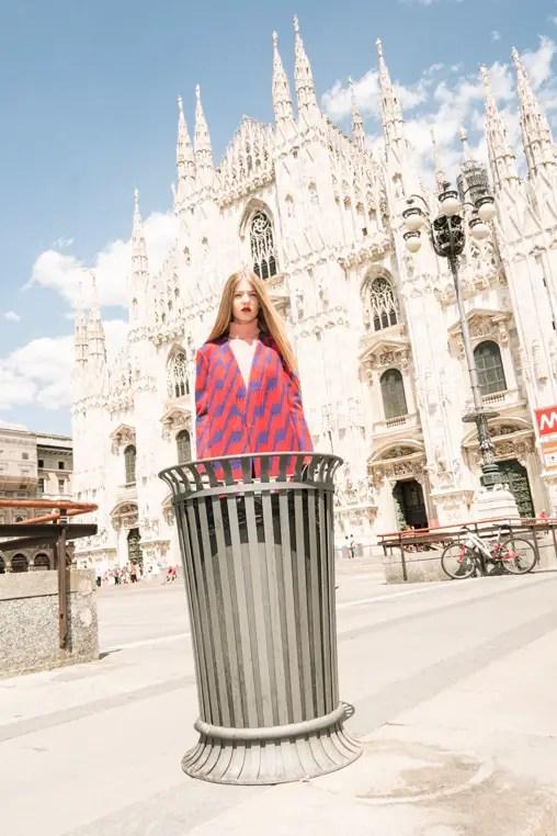 Milan fashion editorial Davide Lantermoz look 3