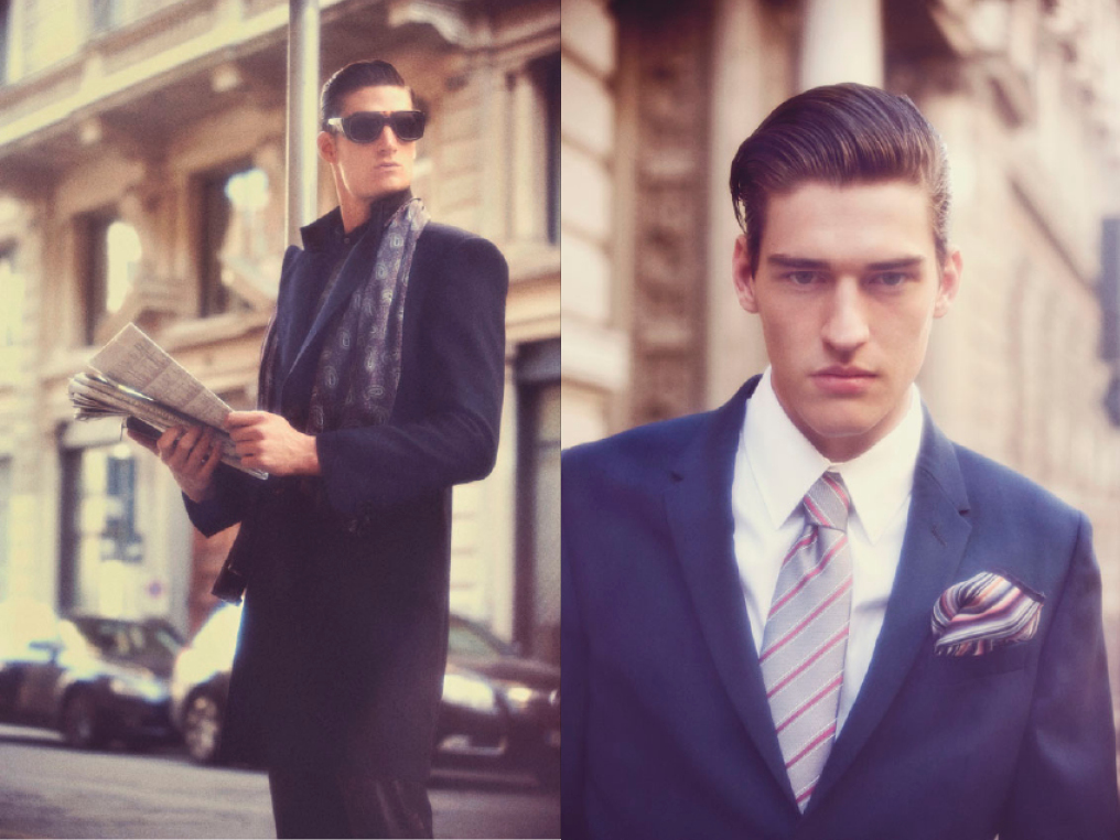 Mens Corporate Fashion