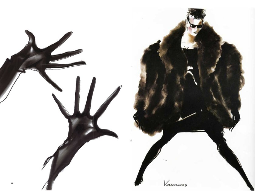 80s Fashion Illustrator Tony Viramontes