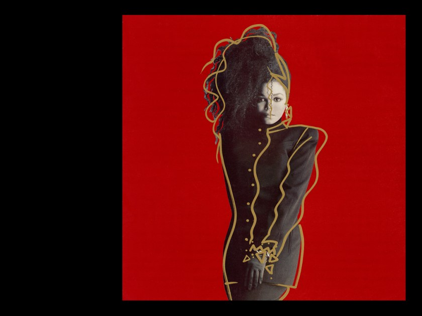 Cover for Janet Jackson Album