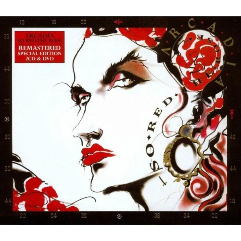 Album Cover Arcadia - Duran Duran