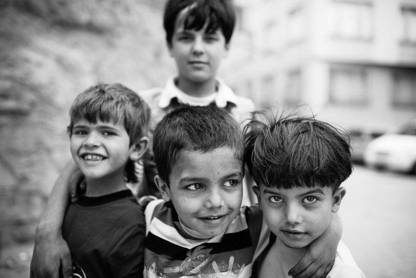 Just Kids syrian refugees photographer Giulio Magnifico
