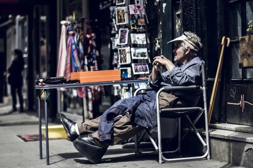 The Catastrophe of Homelessness New York City Alberto Alcocer