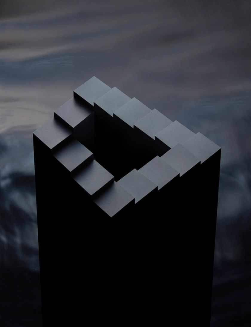 Impossible Shapes conceptual still life photography Josh Caudwell