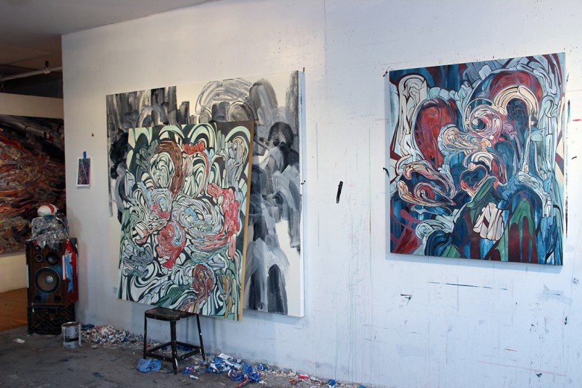 Drawings to be featured at Times Square Art NY