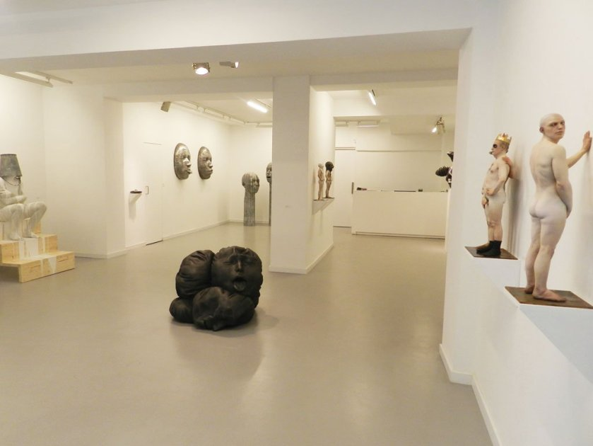 3 Punts Art Galleries in Barcelona