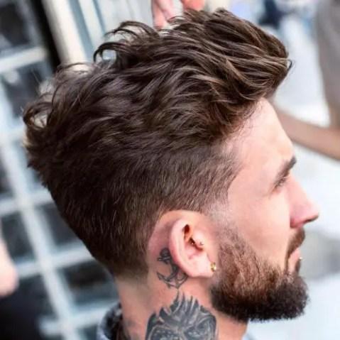 1950s Men's Hairstyles