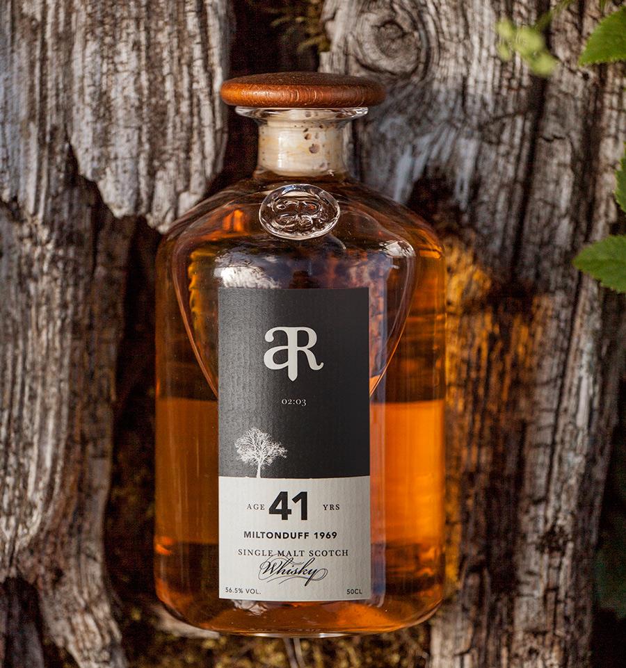 Miltonduff - Auld Rare Whisky