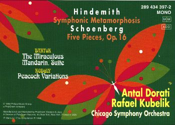 Kubelik conducts Schoenberg