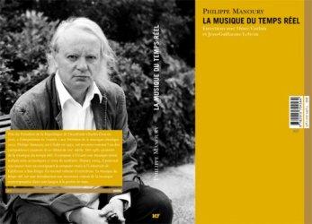 Philippe Manoury - La musique du temps réel
