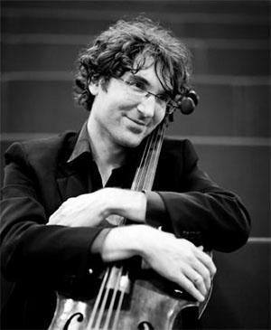Guillaume Martigné - Violoncelle