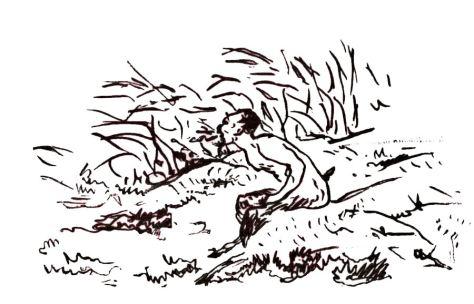 Édouard Manet - L'Après-midi d'un faune