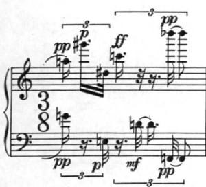Klavierstücke 1 - Groupe 4