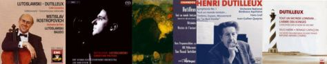 Henri Dutilleux - Tout un monde lointain