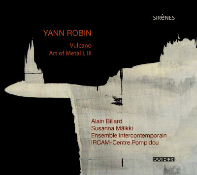 Yann Robin Vulcano - Art of metal I & III
