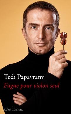 Tedi Papavrami - Fugue pour violon seul