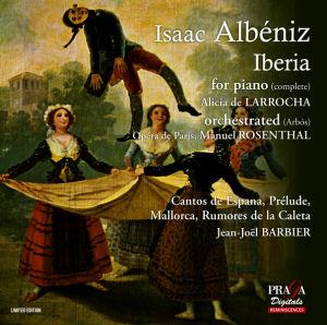 Alicia de Larrocha - Iberia