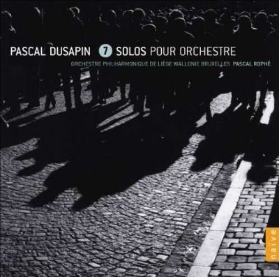 Pascal Dusapin - 7solos