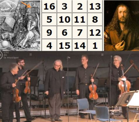 Philippe Manoury Quatuor melancolia