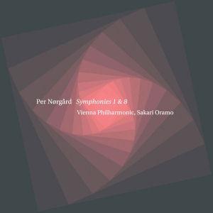 Per Nørgård Symphonies 1 & 8