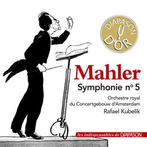 Indispensables de Diapason - Kubelik -Mahler 5