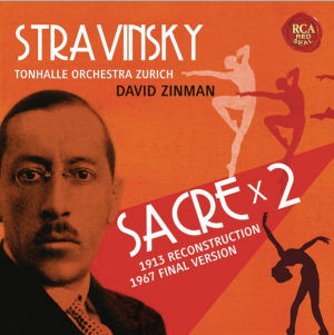 Stravinsky - Rite of Spring - David Zinman