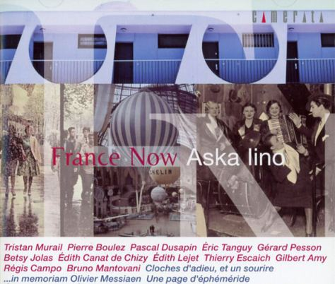 France Now - Aska Lino