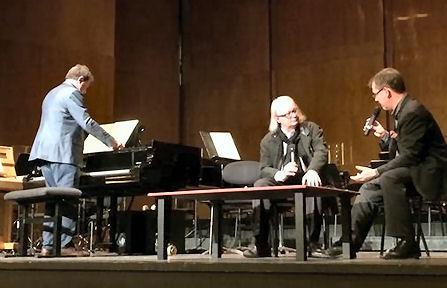 Jean-François Heisser et Philippe Manoury, interviewé par Stéphane Friederich