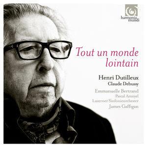 Dutilleux Debussy Emmanuelle Bertrand