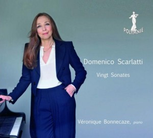 Scarlatti par Véronique Bonnecaze