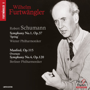 Furtwängler conducts Schumann - Pragadigitals